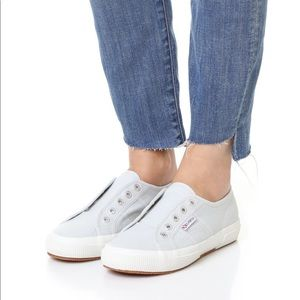 SUPERGA Cotu Slip on Canvas Sneaker 39 1/2